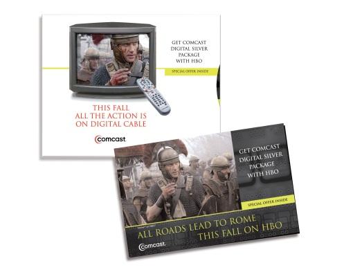 Comcast HBO partner promotion