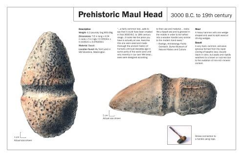 Prehistoric Maul poster