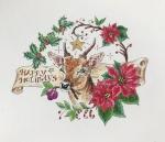 Happy holidays deeer